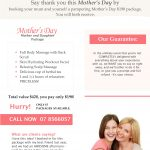 Mother and Daughter Package