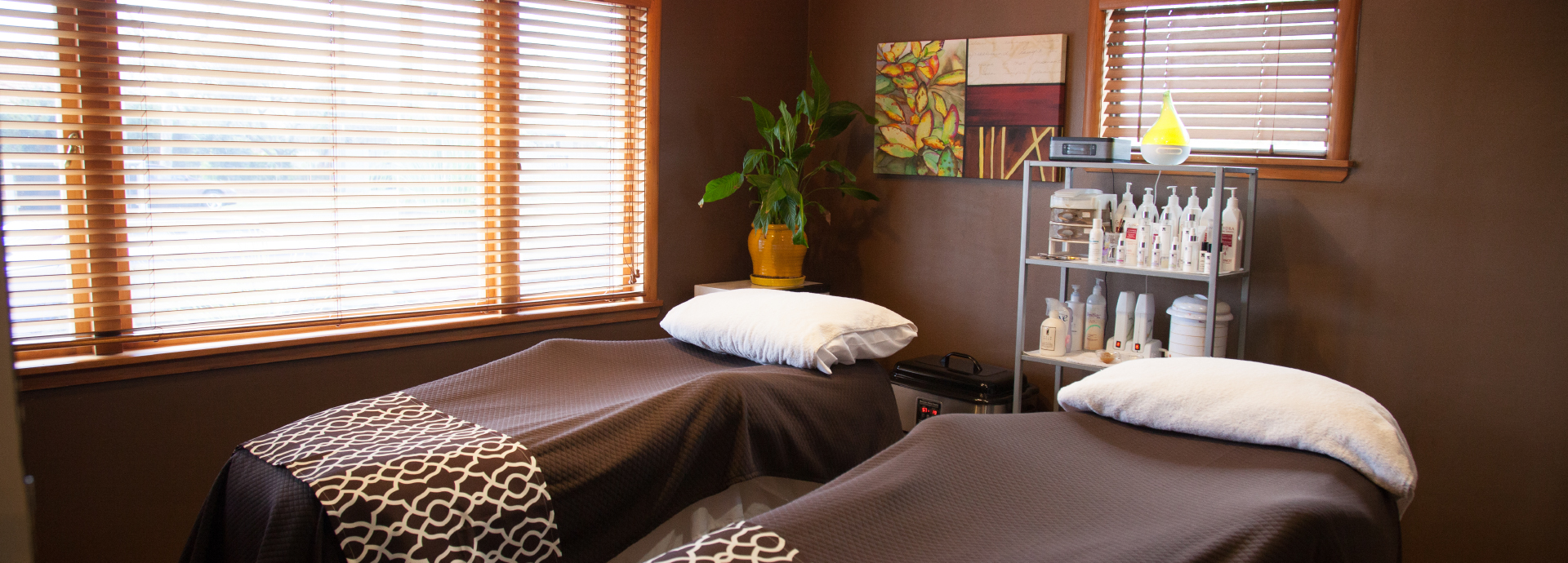 Duo Couples Treatment Room